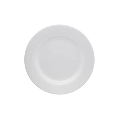 Prato lanche 19 cm – branco