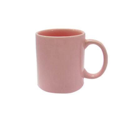 Caneca reta AZ10 300ml – rosa