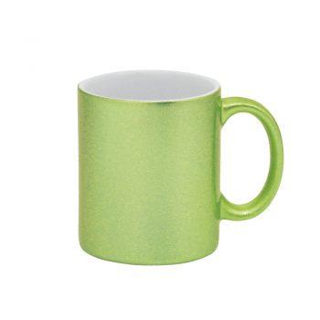 Caneca Glitter – verde