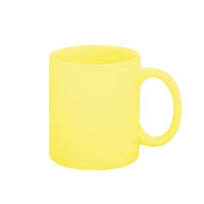 Caneca reta AZ10 300 ml – amarela