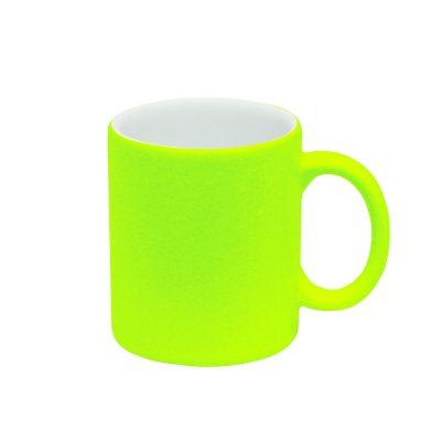 Caneca Neon – amarela