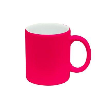 Caneca Neon – rosa