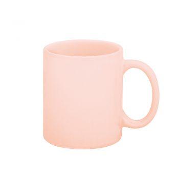 Caneca reta AZ10 300 ml – rosa