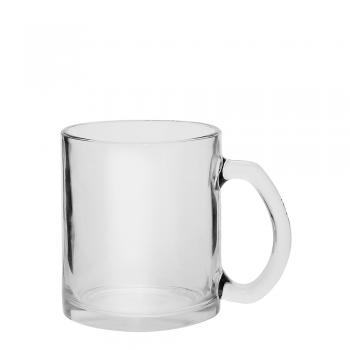 Caneca de vidro Klein 320 ml